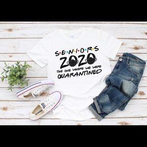 SENIORS Quarantine Shirt